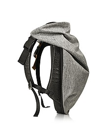 Nile Eco Yarn Rucksack in Manganite Basalt - Côte&Ciel