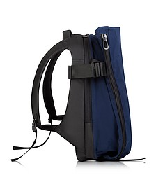 Isar Midnight Blue Memory Tech Backpack - Côte&Ciel