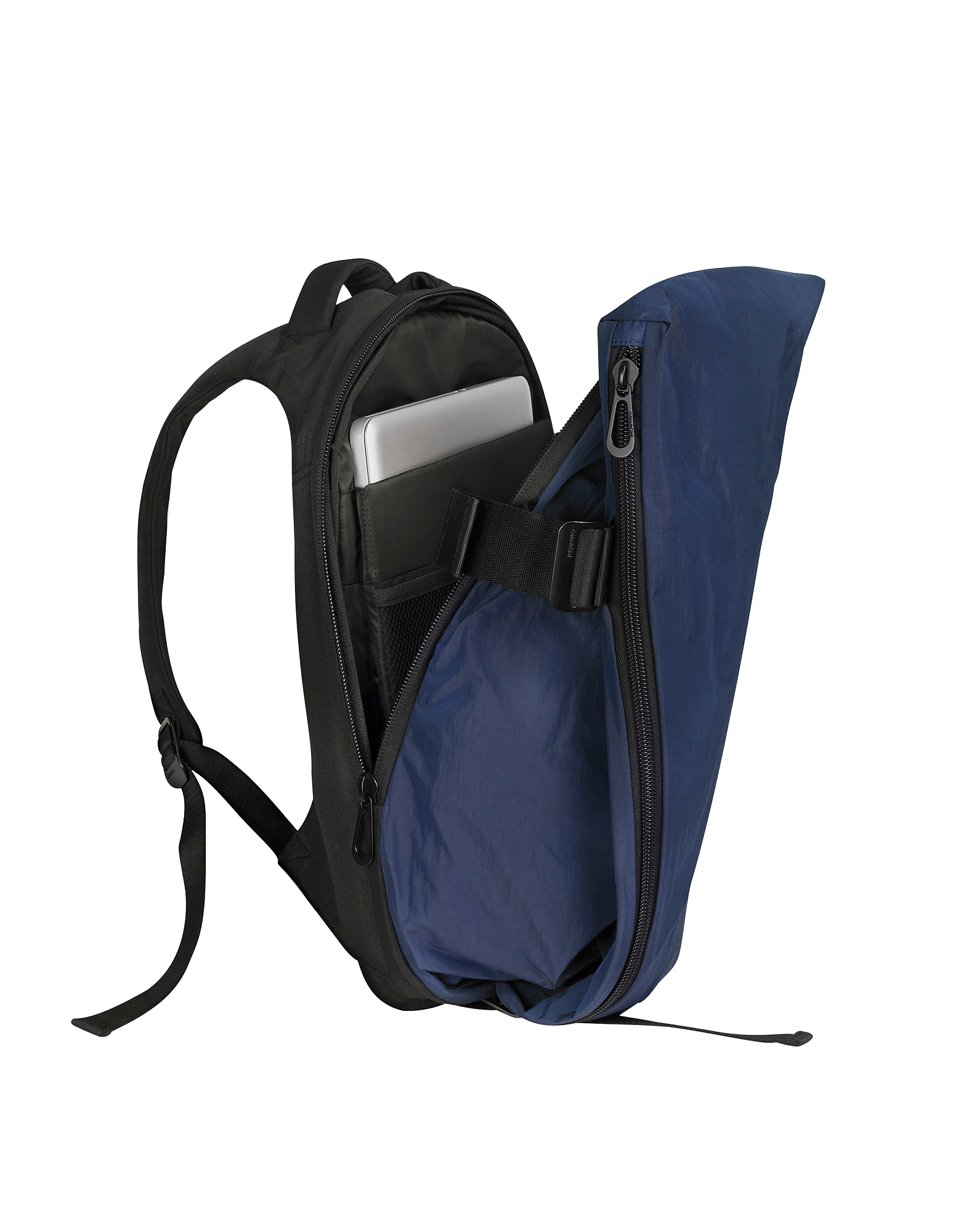 Isar Medium Midnight Blue Memory Tech Backpack от Forzieri.com INT