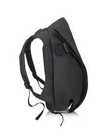 Isar Black Eco Yarn Medium Backpack - Côte&Ciel