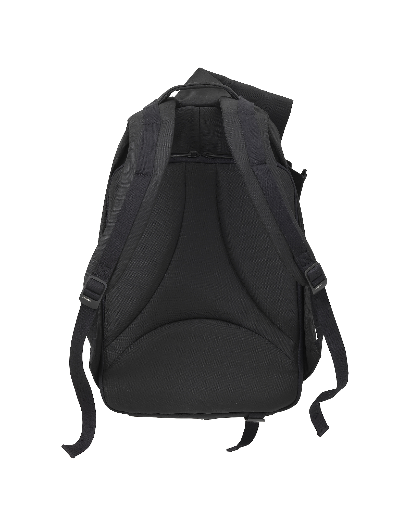 Isar Medium Black Eco Yarn Backpack от Forzieri.com INT