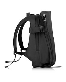 Isar Black Memory Tech Backpack