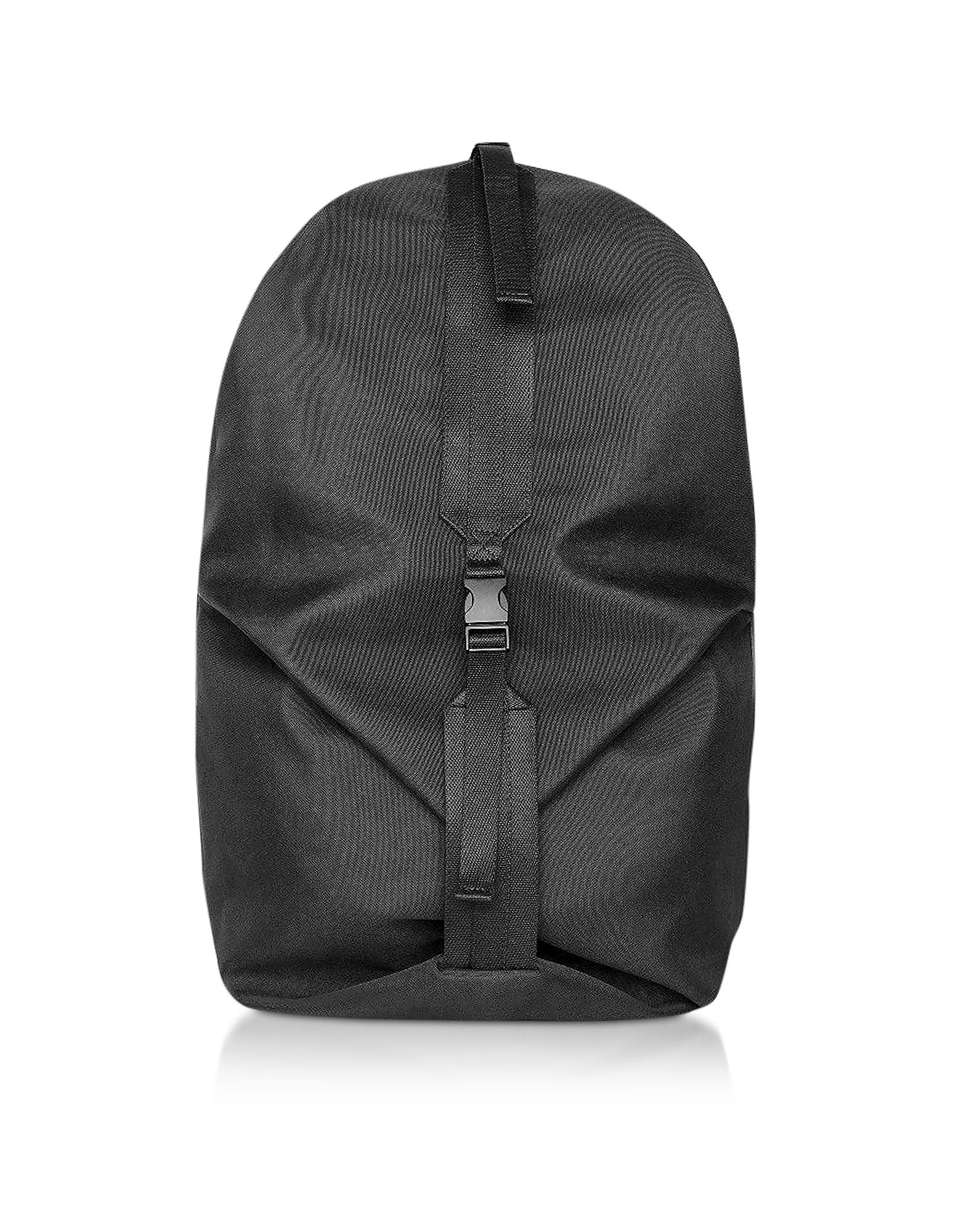 Black EcoYarn Oril L Backpack