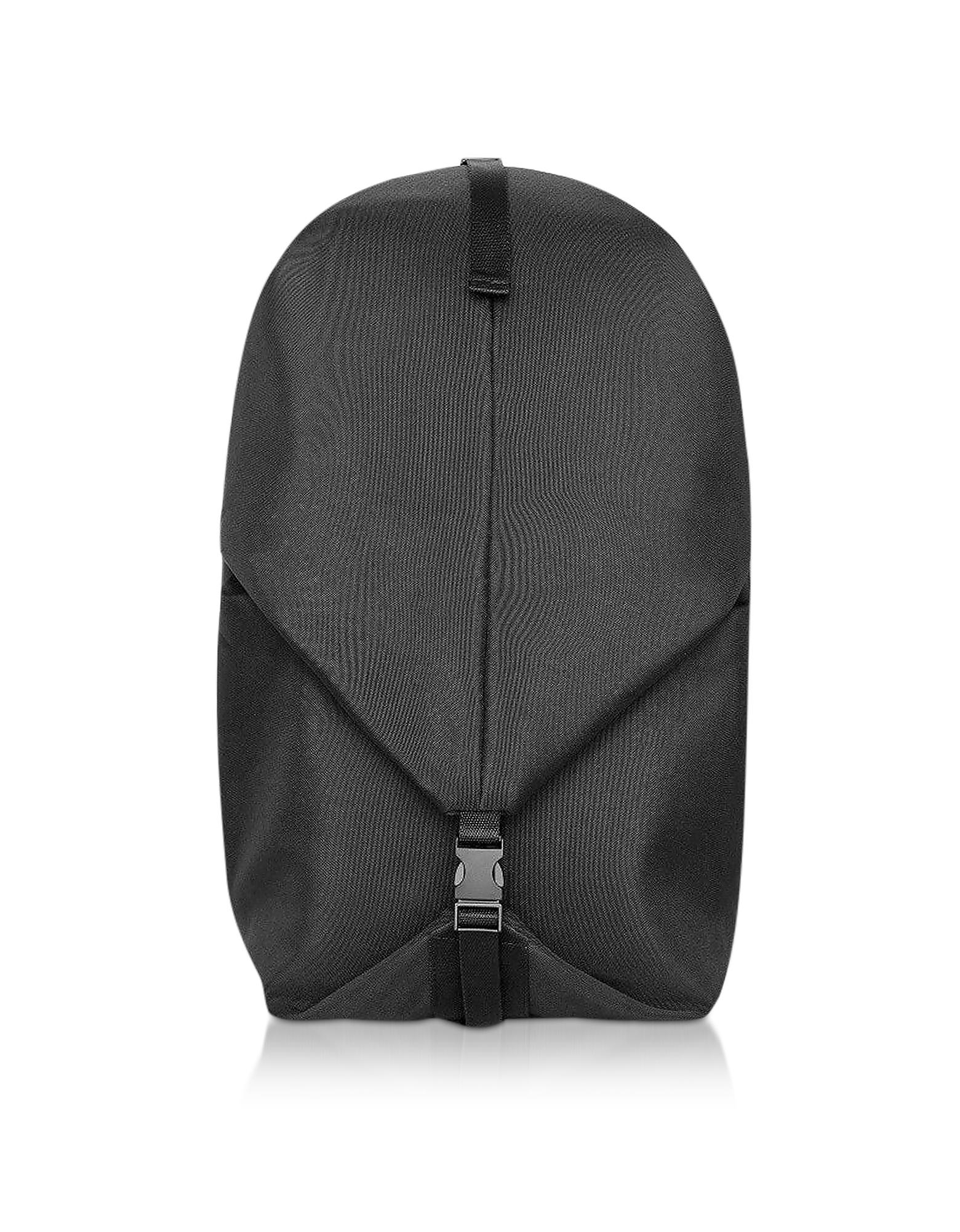Black EcoYarn Oril S Backpack