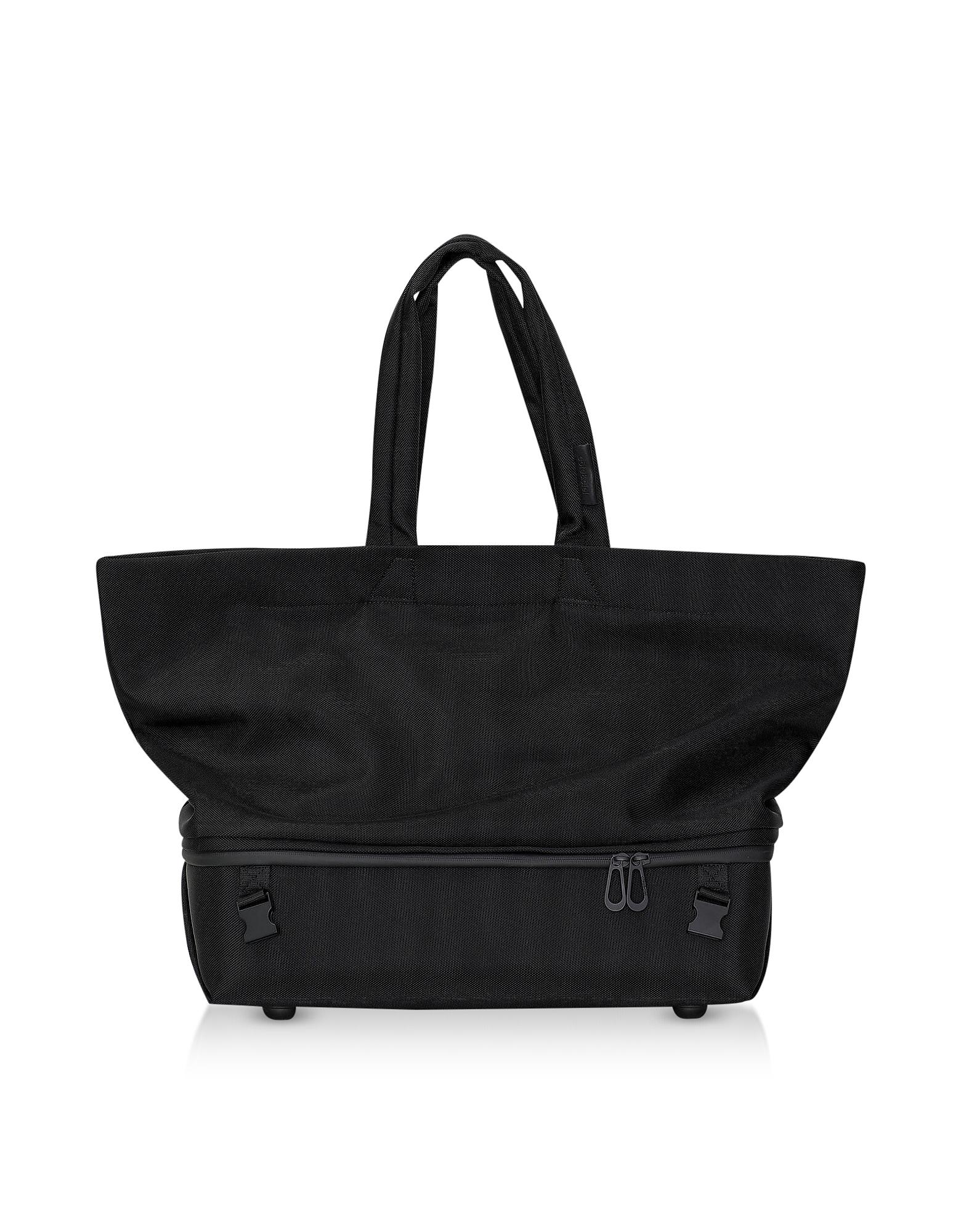 Black Amper Gym Bag
