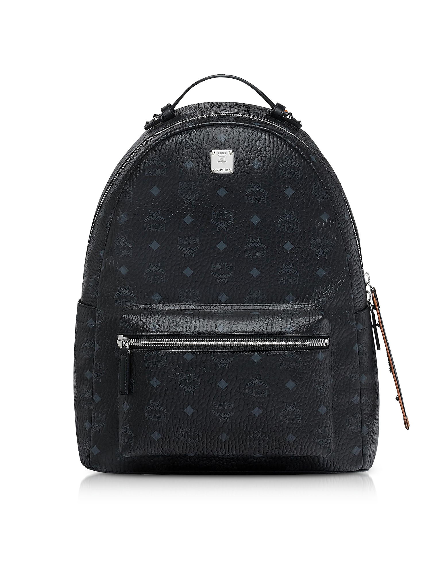 Black/Cognac Visetos Stark Backpack