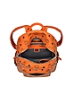 Orange Small Stark Backpack - MCM
