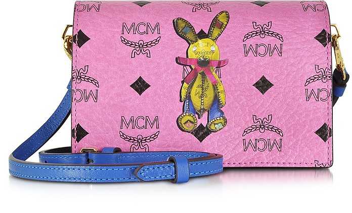 Rabbit Mini Crossbody Bag - MCM