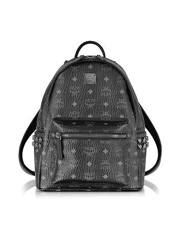 Stark Black Small Backpack