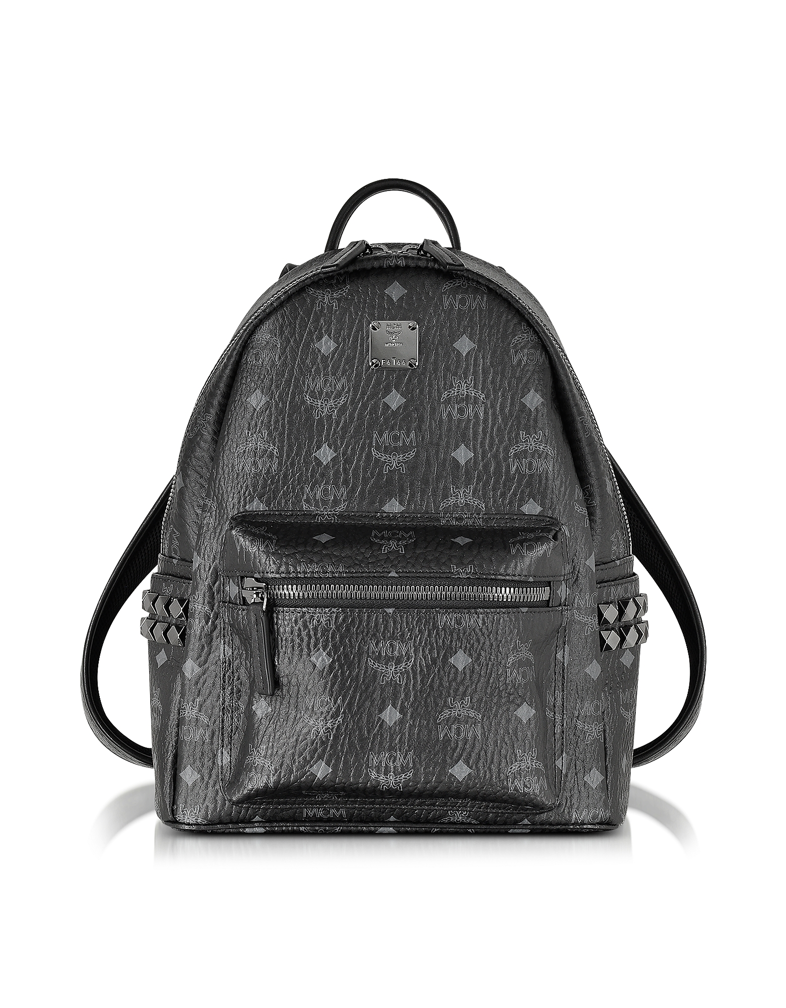 MCM Handbags, Stark Black Small Backpack