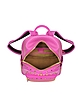 Stark Special Small Backpack Zaino in Pelle Rosa Shocking  - MCM