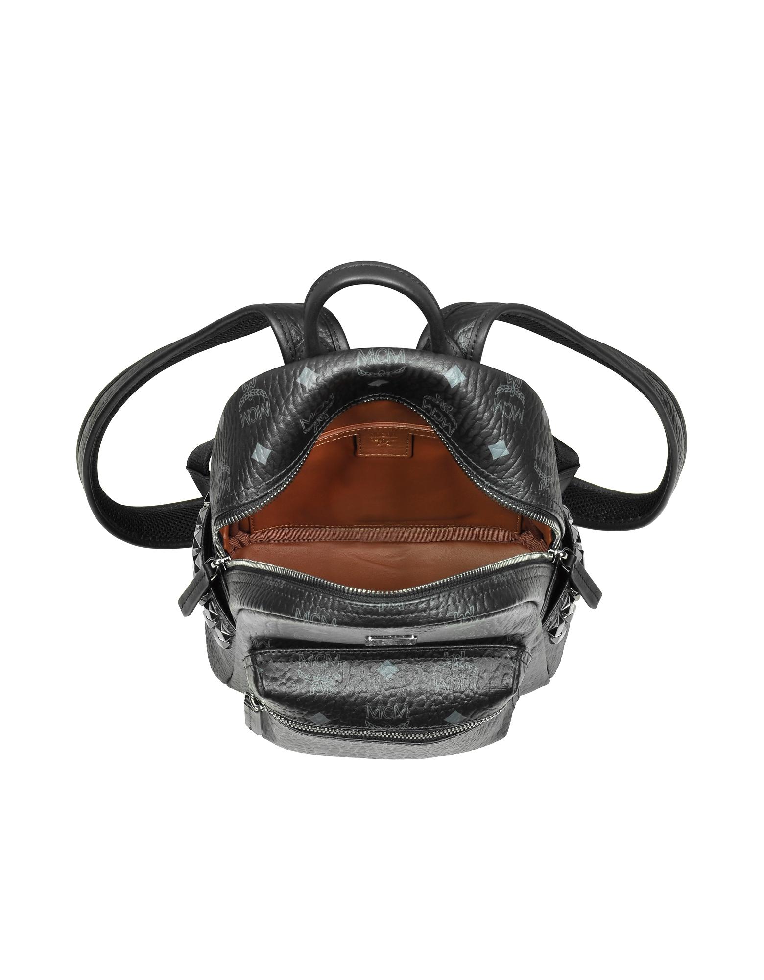 Black Mini Stark Backpack от Forzieri INT