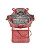 Ruby Red Shopper Project Visetos Liz Reversible Medium Tote - MCM