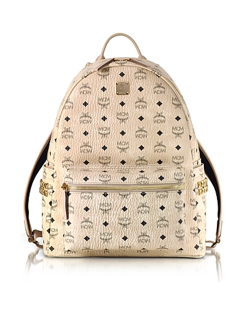 Beige Medium Stark Backpack cm130217-048-00