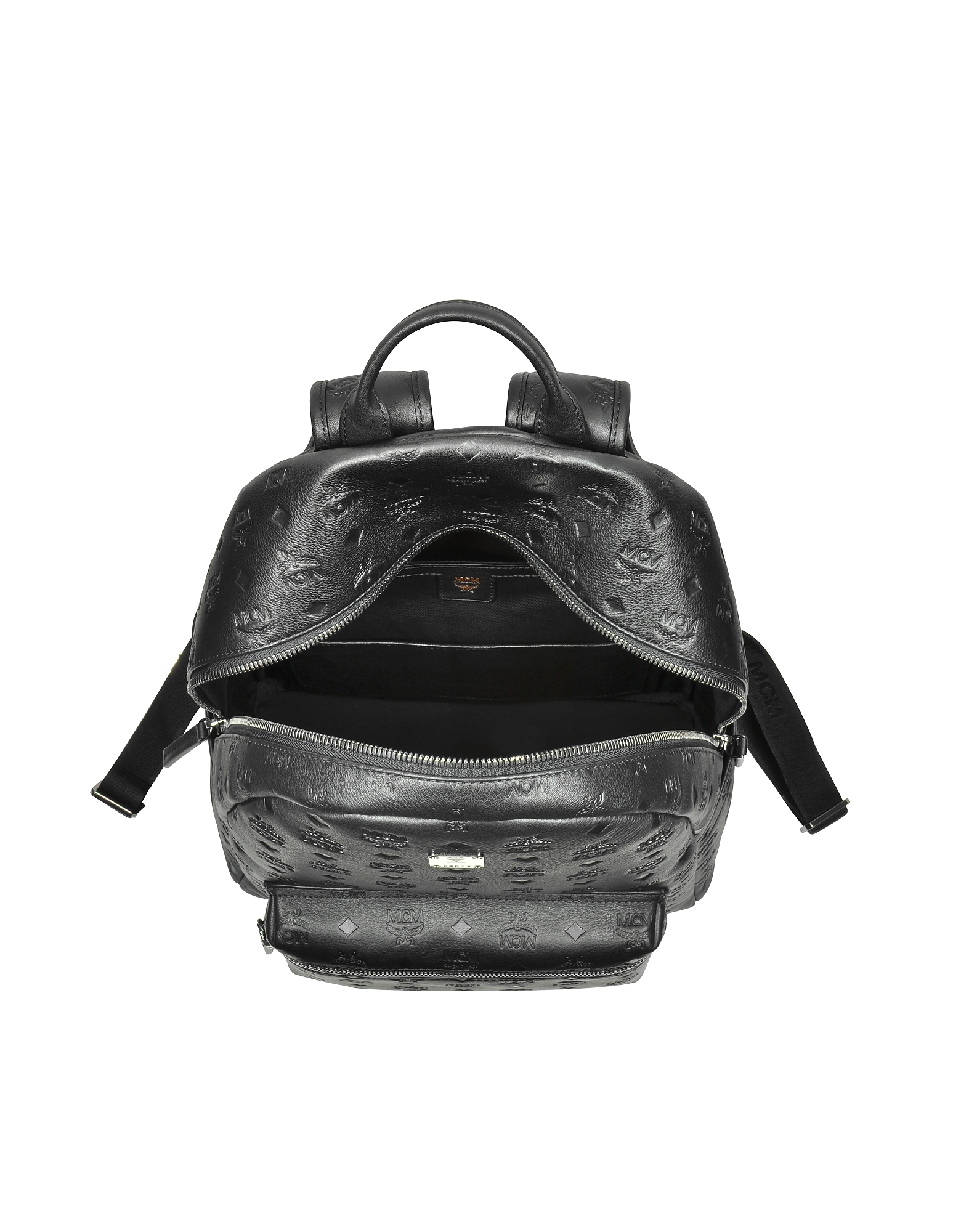 Ottomar Black Medium Men's Backpack от Forzieri.com INT