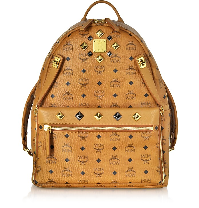 Medium Dual Stark Backpack - MCM