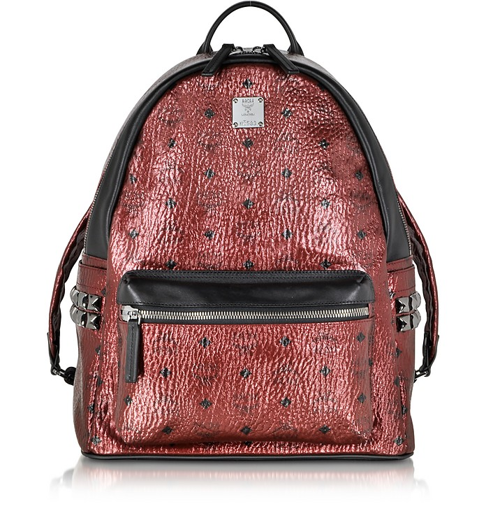 Metallic Medium Stark Backpack - MCM