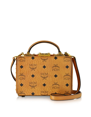 Berlin Cognac Small Crossbody Bag