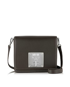 Mona Fango Leather Small Shoulder Bag - MCM