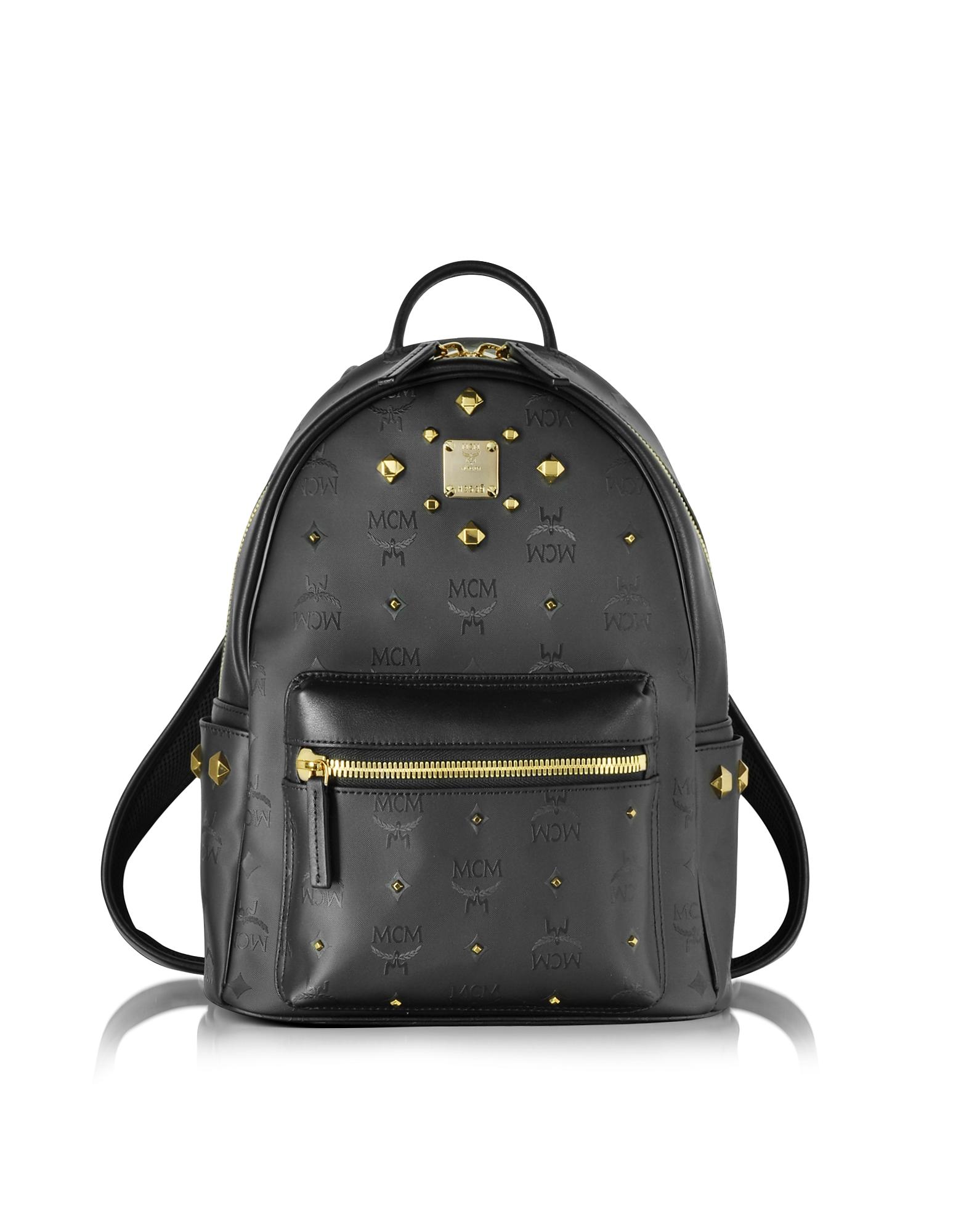 Фото Stark Odeon - Маленький Черный Рюкзак. Купить с доставкой