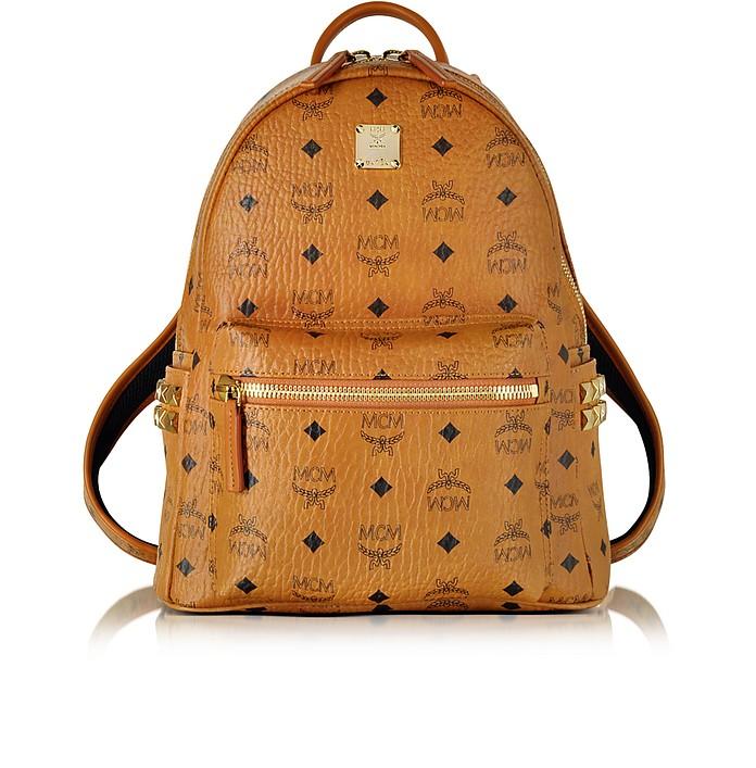 Stark Small Cognac Backpack - MCM
