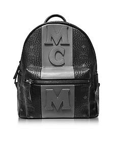 Medium Stark Backpack Zaino con stampa Visetos - MCM