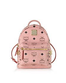 Pink X-Mini Stark Backpack - MCM