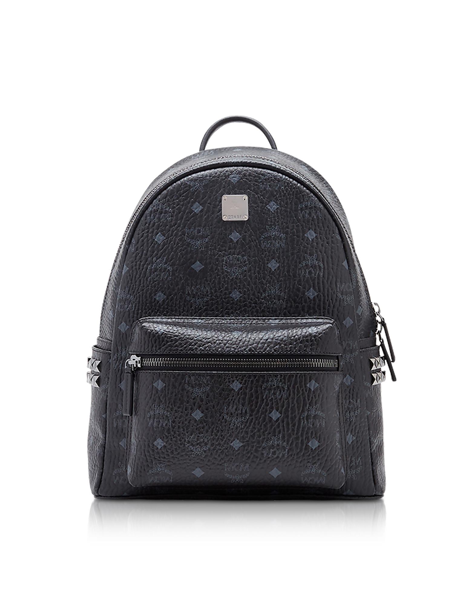 Black Small-Medium Stark Backpack