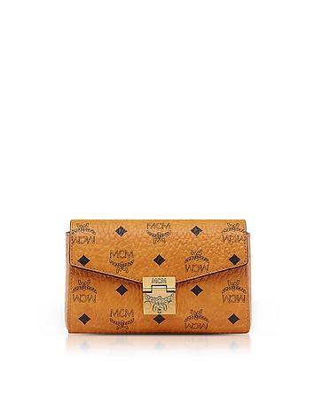 Millie Visetos Small Crossbody Bag