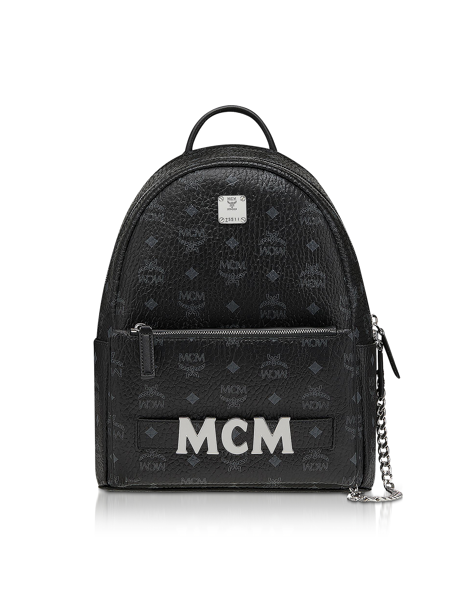 Black Trilogie Stark Small Backpack