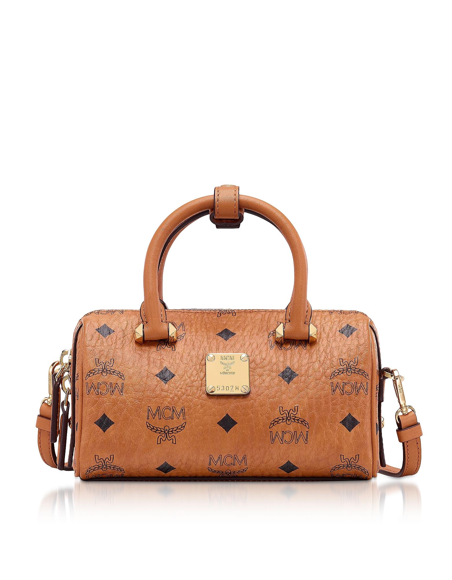 Essential Visetos Original Boston 18 Top Handle Bag