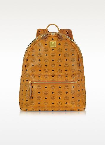 Stark Medium Studded Backpack - MCM