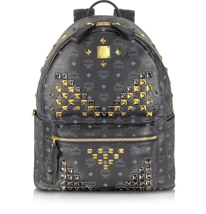 Stark Large Studded Backpack - MCM