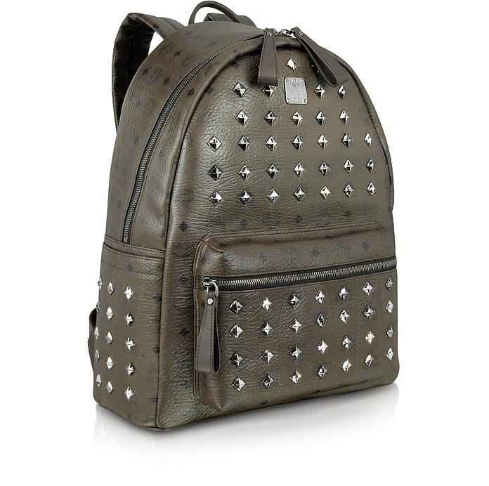 Stark - Large Logo Backpack - MCM