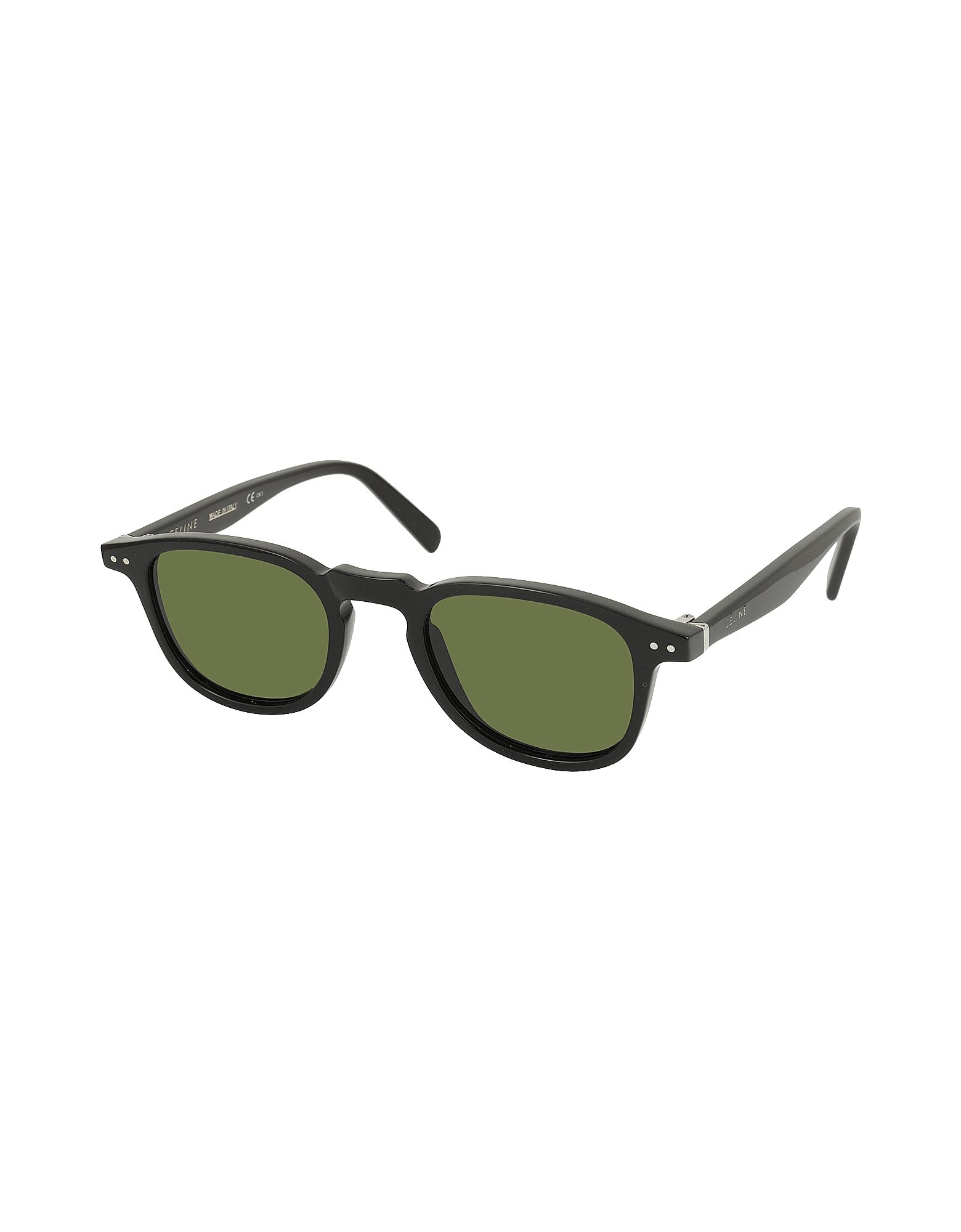 FREDDY CL 41400/S 8071E Black Acetate Square Frame Unisex Sunglasses от Forzieri.com INT