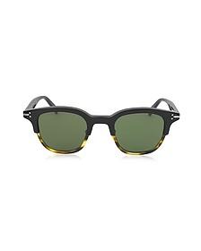 ERIN CL 41394/S Acetate Square Frame Unisex Sunglasses - Céline