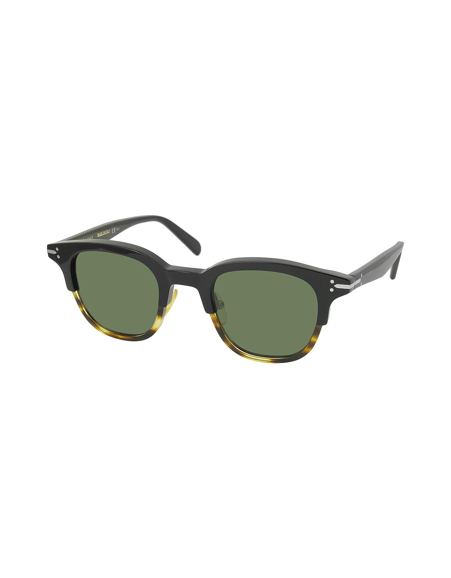 ERIN CL 41394/S Acetate Square Frame Unisex Sunglasses от Forzieri.com INT