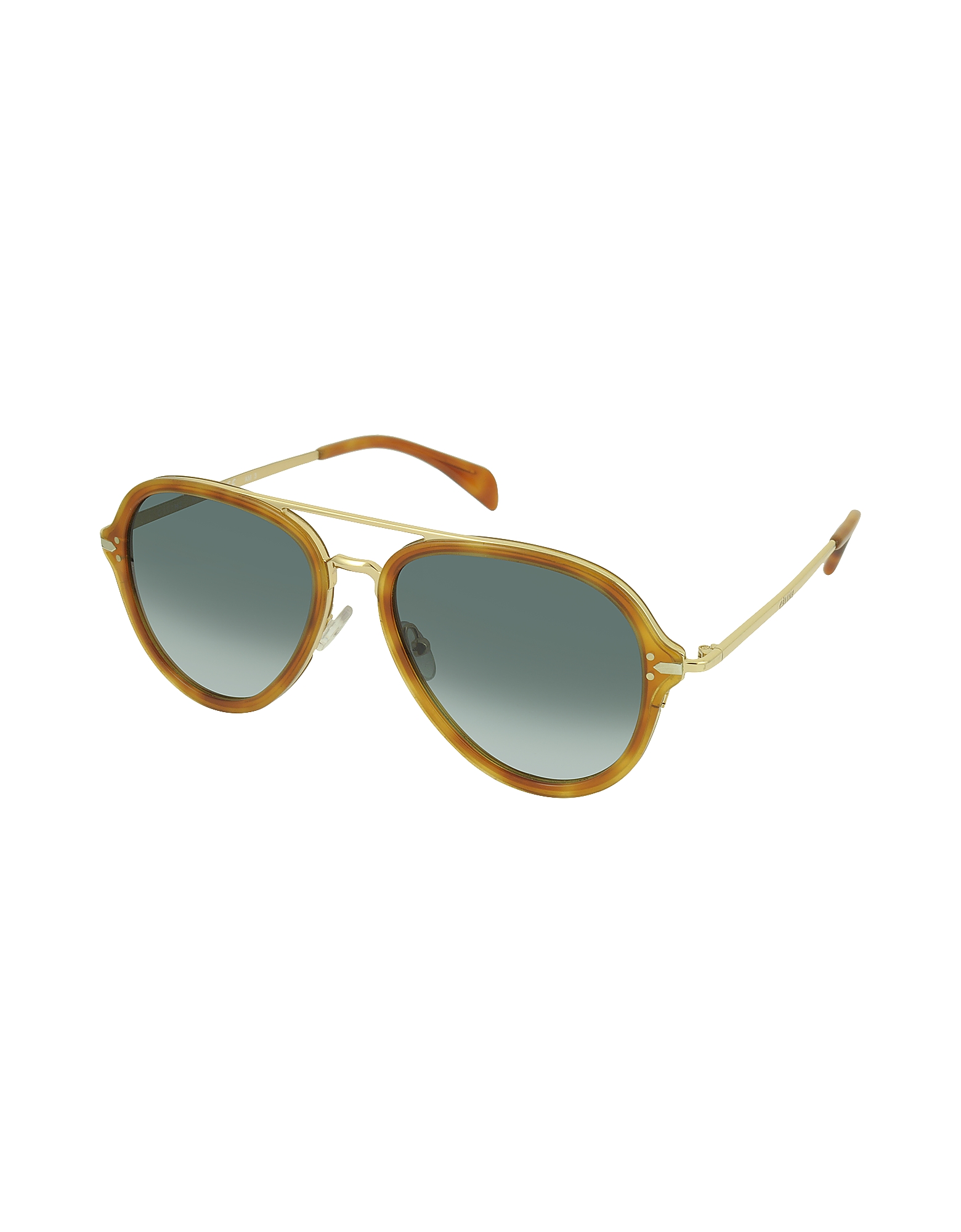 DROP CL 41374/S Acetate Aviator Unisex Sunglasses от Forzieri.com INT