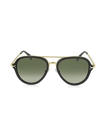 C line - DROP CL 41374/S Acetate Aviator Unisex Sunglasses