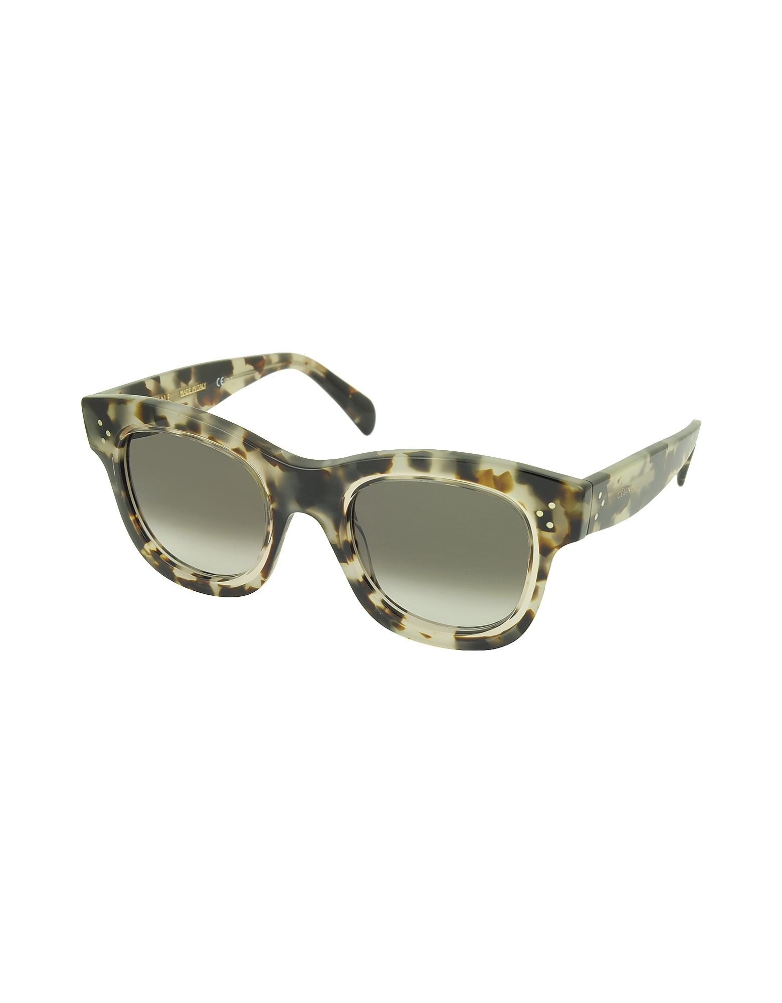 HELEN CL 41397/S T7MZ3 Havana Acetate Cat Eye Women's Sunglasses от Forzieri.com INT