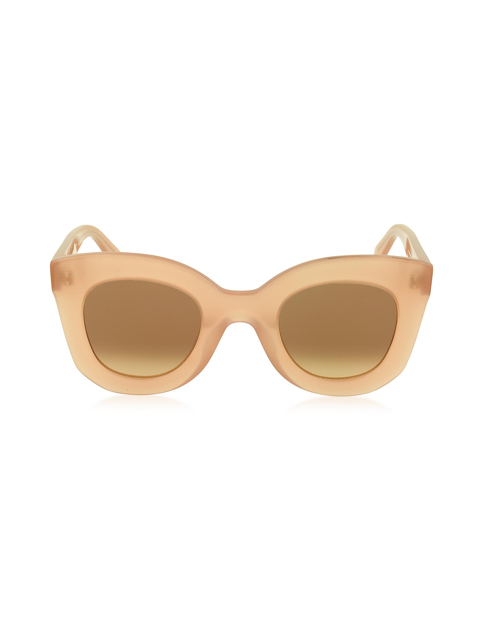 MARTA CL 41093/S - Женские Солнечные Очки в Оправе Кошачий Глаз и Ацетата