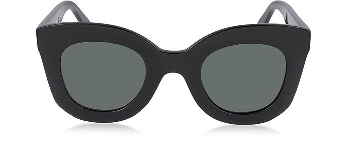MARTA CL 41093/S - Женские Солнечные Очки в Оправе Кошачий Глаз и Ацетата - Celine