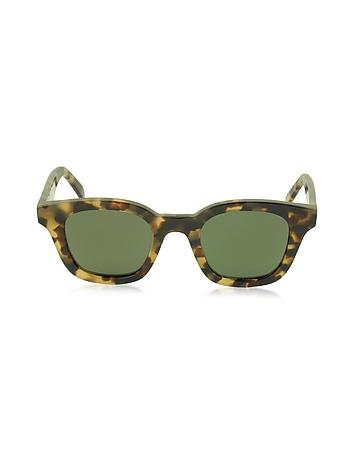 C line - SACHA CL 41376/S Acetate Square Frame Women's Sunglasses
