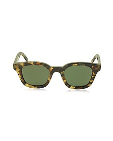 SACHA CL 41376/S Acetate Square Frame Women's Sunglasses - Céline