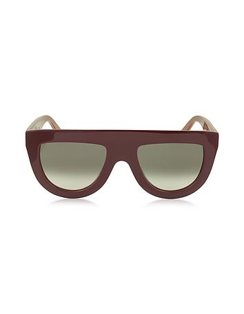 C line - ANDREA CL 41398/S Acetate Frame Women's Sunglasses