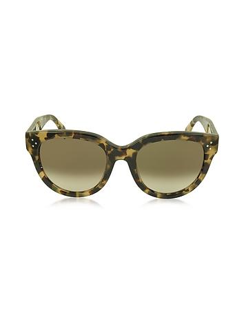 C line - AUDREY CL 41755/S Acetate Cat Eye Women's Sunglasses