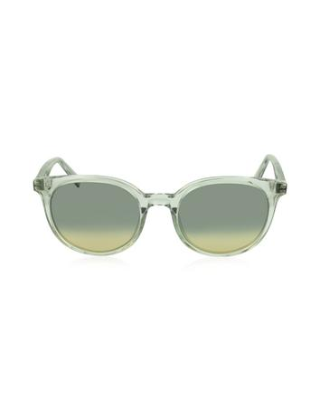 Lux-ID 209478 CL 41067/S Thin Mary Transparent Women's Sunglasses