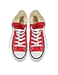 All Star Red Canvas High Top Sneaker - Converse Limited Edition