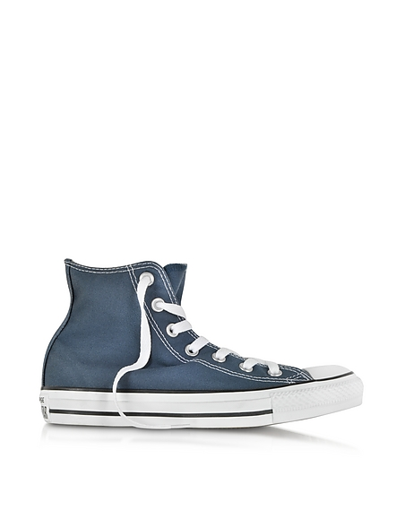 Foto Converse Limited Edition All Star Sneaker in Tela Blu Navy Scarpe