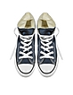 All Star Sneaker aus blauem Canvas  - Converse Limited Edition